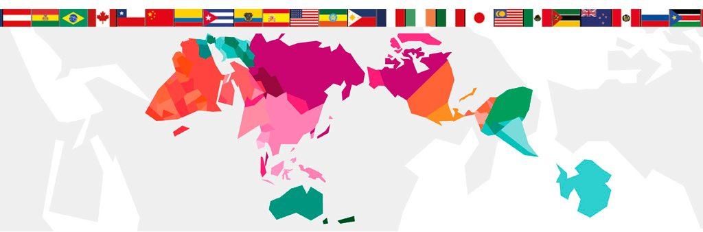 países ICUSTA 2018